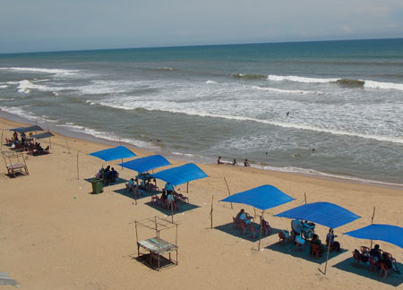 Beach Tours in Odisha